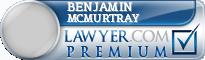 Benjamin Mcmurtray  Lawyer Badge