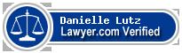 Danielle N. Lutz  Lawyer Badge