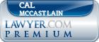 Cal Mccastlain  Lawyer Badge