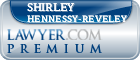 Shirley L. Hennessy-Reveley  Lawyer Badge