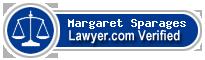 Margaret Holland Sparages  Lawyer Badge