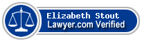 Elizabeth F. Stout  Lawyer Badge