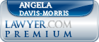 Angela Davis-Morris  Lawyer Badge