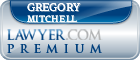 Gregory C. Mitchell  Lawyer Badge