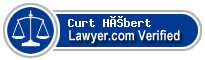 Curt Hébert  Lawyer Badge