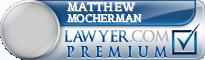 Matthew M. Mocherman  Lawyer Badge