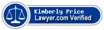 Kimberly Wolf Price  Lawyer Badge
