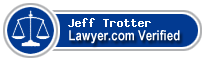 Jeff Trotter  Lawyer Badge