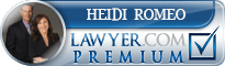 Heidi H. Romeo  Lawyer Badge