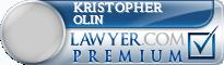 Kristopher R Olin  Lawyer Badge