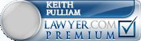 Keith Pulliam  Lawyer Badge