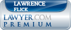 Lawrence Flick  Lawyer Badge