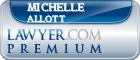 Michelle Allott  Lawyer Badge