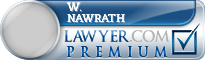 W. Michael Nawrath  Lawyer Badge