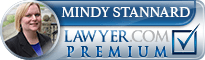 Mindy Stannard  Lawyer Badge