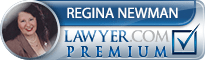 Regina Morrison Newman  Lawyer Badge