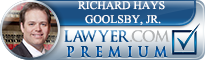 Richard Hays Goolsby  Lawyer Badge