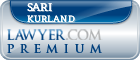 Sari Kurland  Lawyer Badge