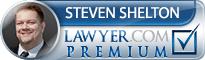 Steven Shelton  Lawyer Badge