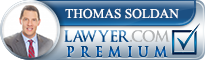 Thomas C. Soldan  Lawyer Badge