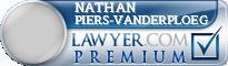 Nathan Piers-Vanderploeg  Lawyer Badge