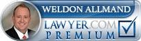 Weldon Reed Allmand  Lawyer Badge