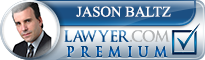 Jason Daniel Baltz  Lawyer Badge