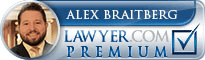 Alex Braitberg  Lawyer Badge