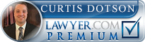 Curtis Dotson  Lawyer Badge