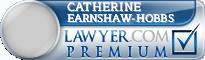 Catherine Earnshaw-Hobbs  Lawyer Badge
