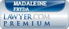 Madaleine Fryda  Lawyer Badge