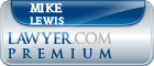 Mike Lewis  Lawyer Badge