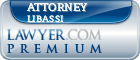 Attorney David Paul Libassi  Lawyer Badge