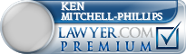 Ken Mitchell-Phillips  Lawyer Badge