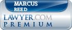 Marcus Glen Reed  Lawyer Badge