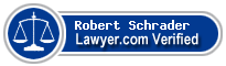 Robert George Schrader  Lawyer Badge