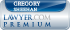 Gregory P. Sheehan  Lawyer Badge