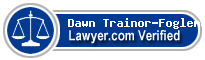 Dawn Trainor-Fogleman  Lawyer Badge