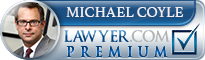 Michael Coyle  Lawyer Badge