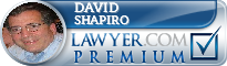 David Benjamin Shapiro  Lawyer Badge