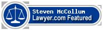 Steven P. McCollum  Lawyer Badge