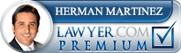 Herman Martinez  Lawyer Badge