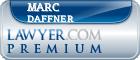 Marc D Daffner  Lawyer Badge