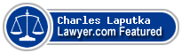 Charles Laputka  Lawyer Badge