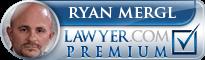 Ryan A. Mergl  Lawyer Badge