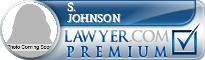 S. Marie Johnson  Lawyer Badge