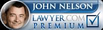 John C Nelson  Lawyer Badge
