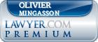 Olivier Mingasson  Lawyer Badge