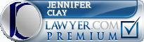 Jennifer Amanda Clay  Lawyer Badge