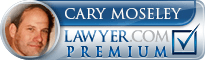 Cary Powell Moseley  Lawyer Badge